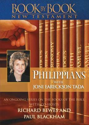 Book by Book: Philippians DVD & Guide