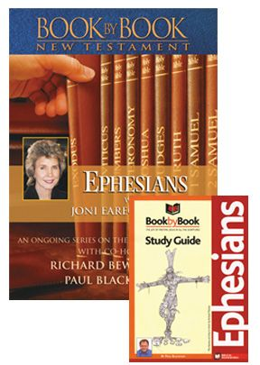 Book by Book: Ephesians DVD & Guide
