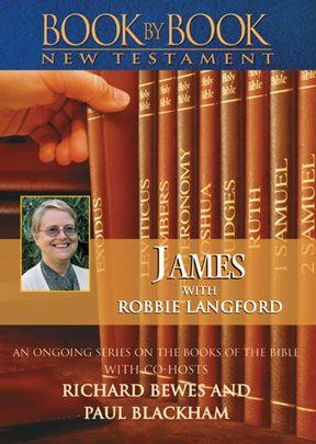 Book By Book: James DVD With Guide