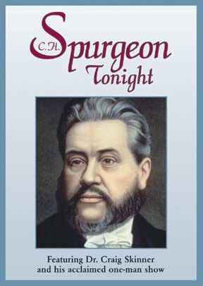 C. H. Spurgeon Tonight - .MP4 Digital Download