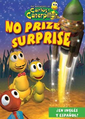 Carlos Caterpillar #3: No Prize Surprise - .MP4 Digital Download