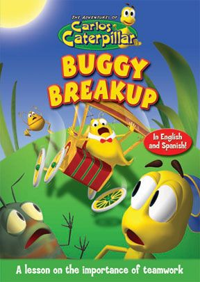 Carlos Caterpillar #9: Buggy Breakup - .MP4 Digital Download