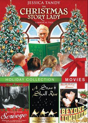 Christmas Story Lady