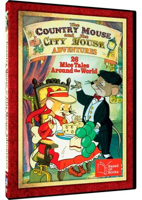 Country Mouse and the City Mouse Adventures