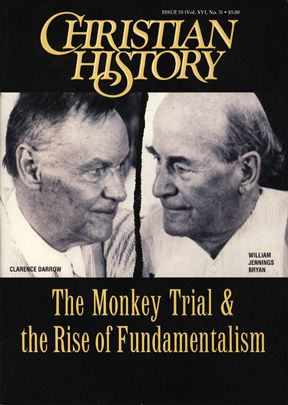 Christian History Magazine #55 - The Monkey Trial