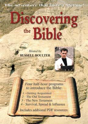 Discovering the Bible .mp4 Digital Download