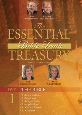 Essential Bible Truth Treasury #1: Bible - .MP4 Digital Download