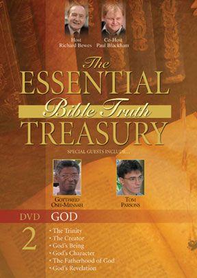 Essential Bible Truth Treasury #2: God - .MP4 Digital Download