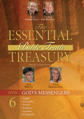 Essential Bible Truth Treasury #6: God's Messengers - .MP4 Digital Download