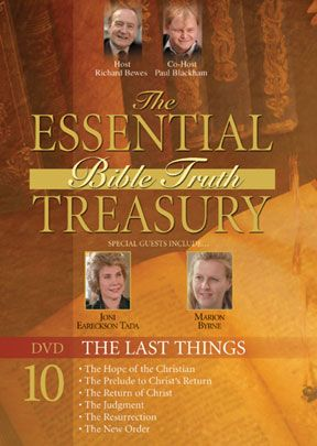 Essential Bible Truth Treasury #10: Last Things