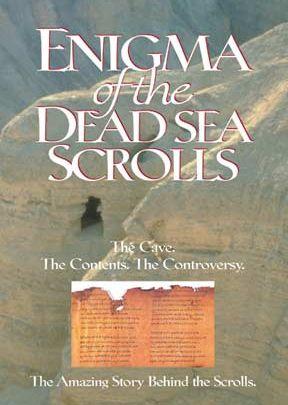 Enigma Of The Dead Sea Scrolls