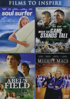 Films to Inspire: Four-Movie Pack