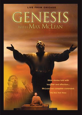 Genesis With Max McLean - .MP4 Digital Download