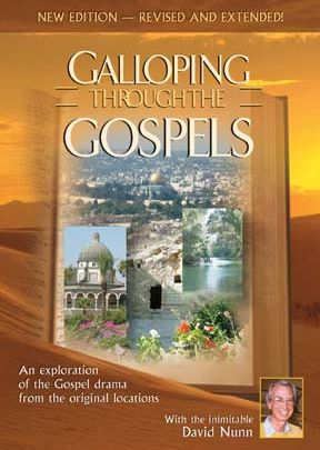 Galloping Through The Gospels - Extended Version - .MP4 Digital Download