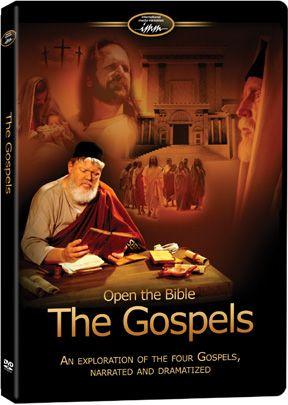 """Gospels (""""Open The Bible"""" Series) - .MP4 Digital Download"""