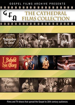 Gospel Films Archive Series - Cathedral Films Collection