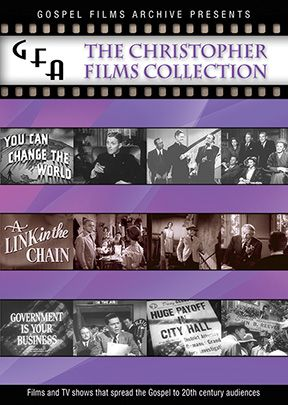 Gospel Films Archive Series - Christopher Films Collection - .MP4 Digital Download