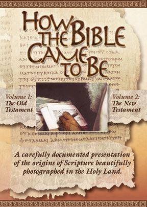 How The Bible Came To Be - .MP4 Digital Download