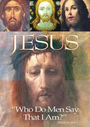 "Jesus: ""Who Do Men Say That I Am?"" - .MP4 Digital Download"