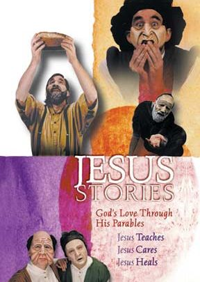 Jesus Stories - .MP4 Digital Download