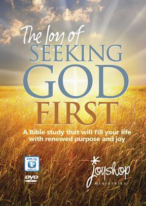 Joy of Seeking God First - .MP4 Digital Download