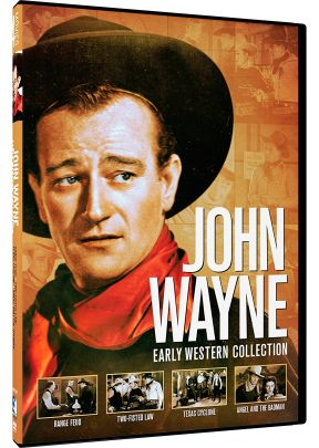 John Wayne Early Western Collection