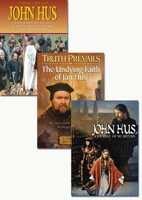 John Hus - Set of Three