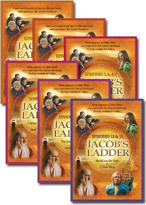 Jacob's Ladder - Set Of Six