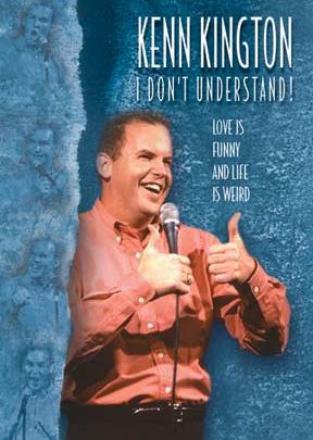Kenn Kington: I Don't Understand - .MP4 Digital Download