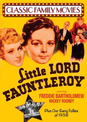 Little Lord Fauntleroy and Our Gang Follies of 1938