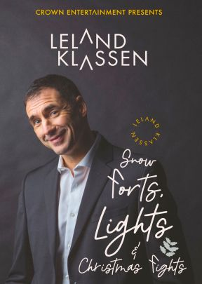 Leland Klassen: Snow Forts, Lights, & Christmas Fights