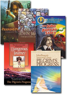 Pilgrim's Progress - Set Of Five