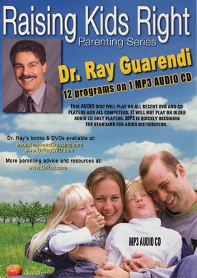 Raising Kids Right - MP3 Audio CD