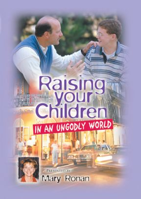 Raising Your Children In An Ungodly World - .MP4 Digital Download
