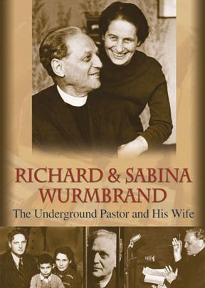 Richard and Sabina Wurmbrand - .MP4 Digital Download