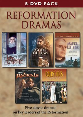 Reformation Dramas - 5 DVD Pack