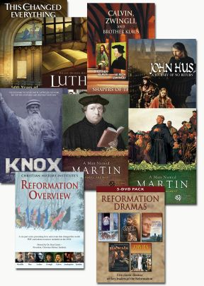 Reformation Set of Nine