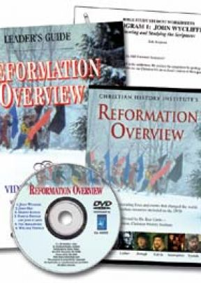 an overview of the age of reformation 2018-6-11 the protestant reformation is a term used to describe a series of events that happened in the 16th century in the christian church because of corruption in the catholic church, some people saw a need to change the way it worked.