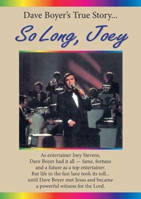 So Long Joey - .MP4 Digital Download