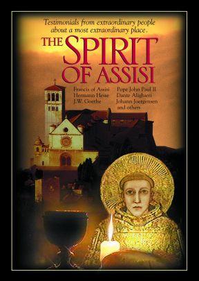 Spirit of Assisi - .MP4 Digital Download