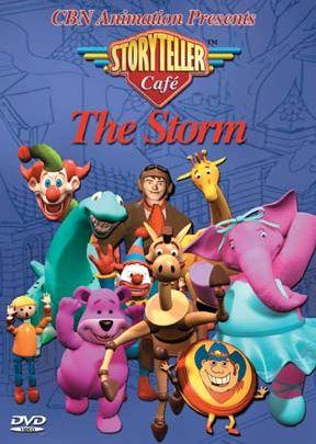 Storyteller Cafe: The Storm