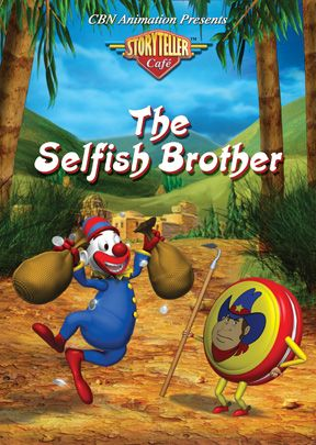 Storyteller Cafe: The Selfish Brother