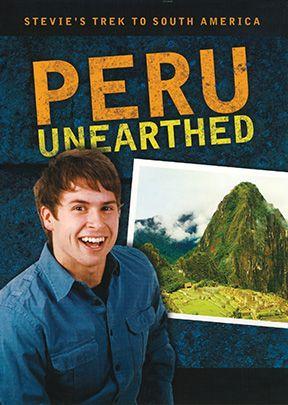 Stevie's Trek: Peru Unearthed - .MP4 Digital Download