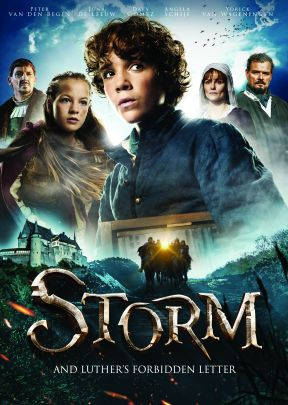 Storm and Luther's Forbidden Letter - .MP4 Digital Download