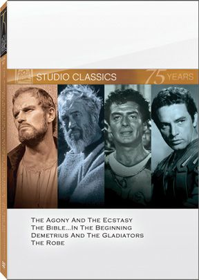 Studio Classics Set Of 4