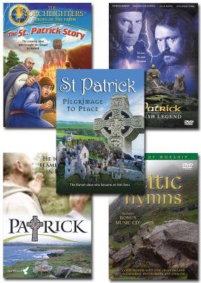 St. Patrick Set of 5