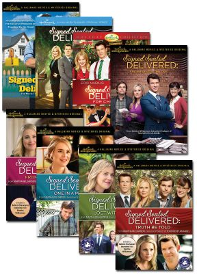 Signed, Sealed, Delivered - 7 Movies and the Series