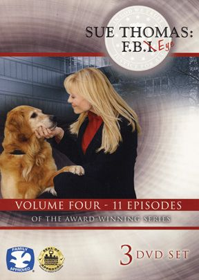 Sue Thomas: F. B. Eye Volume 4