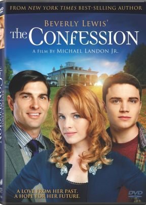 The Confession - The Heritage of Lancaster County Series Part 2