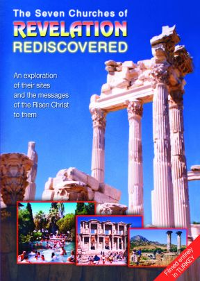 The Seven Churches Of Revelation Rediscovered - .MP4 Digital Download